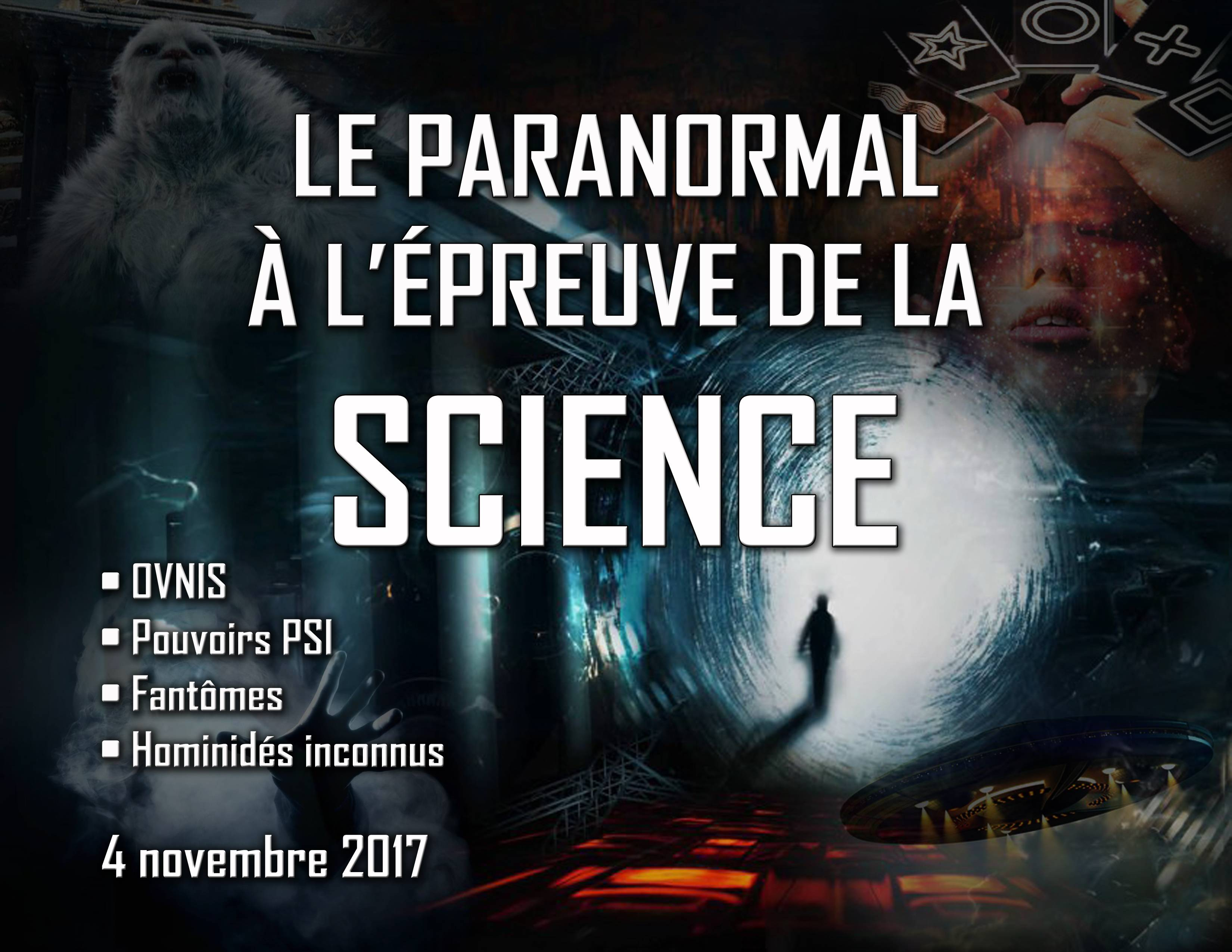 paranormal et science